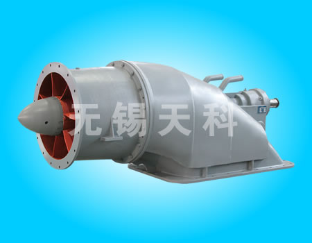 Water Jet Propulsion Axial Flow Pump Series